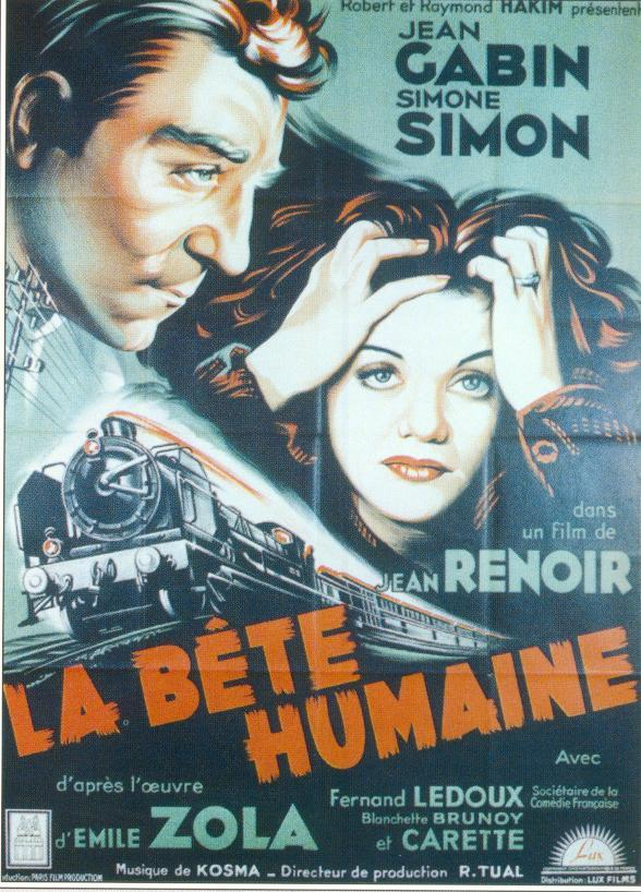 La Bete Humaine 1938 FileLa Bete humaine 1938 film